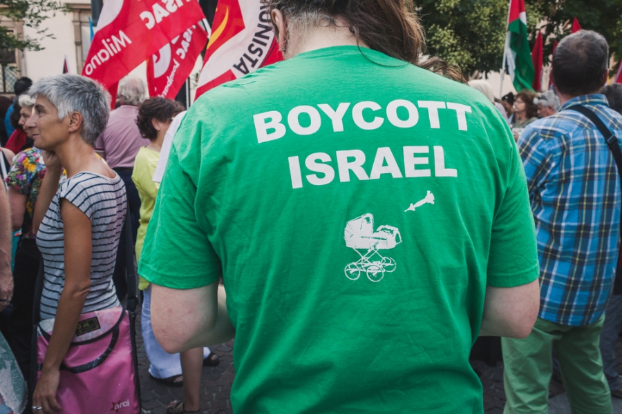 ארגונים הקוראים חרם על ישראל