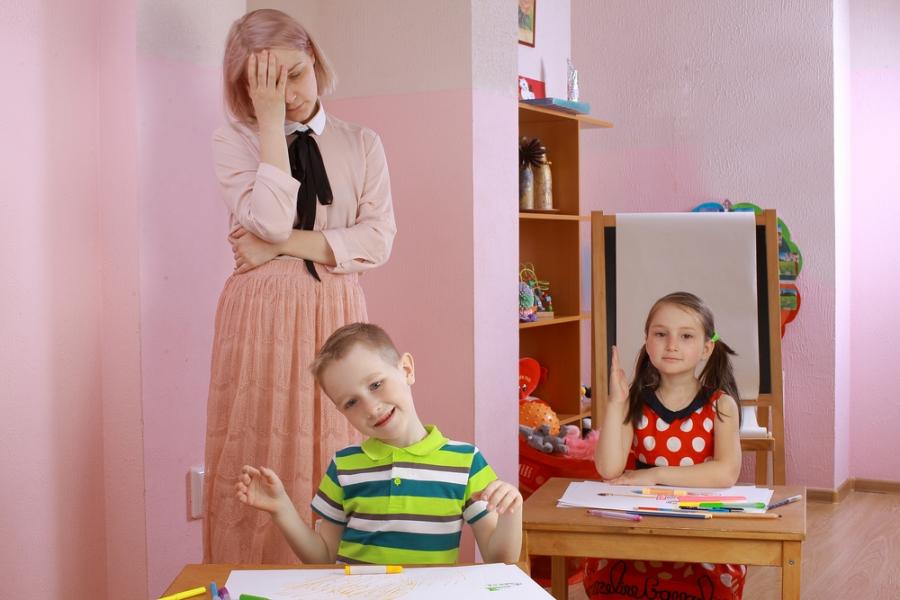הפרעות קשב וריכוז: בנים היפראקטיבים, בנות מופנמות