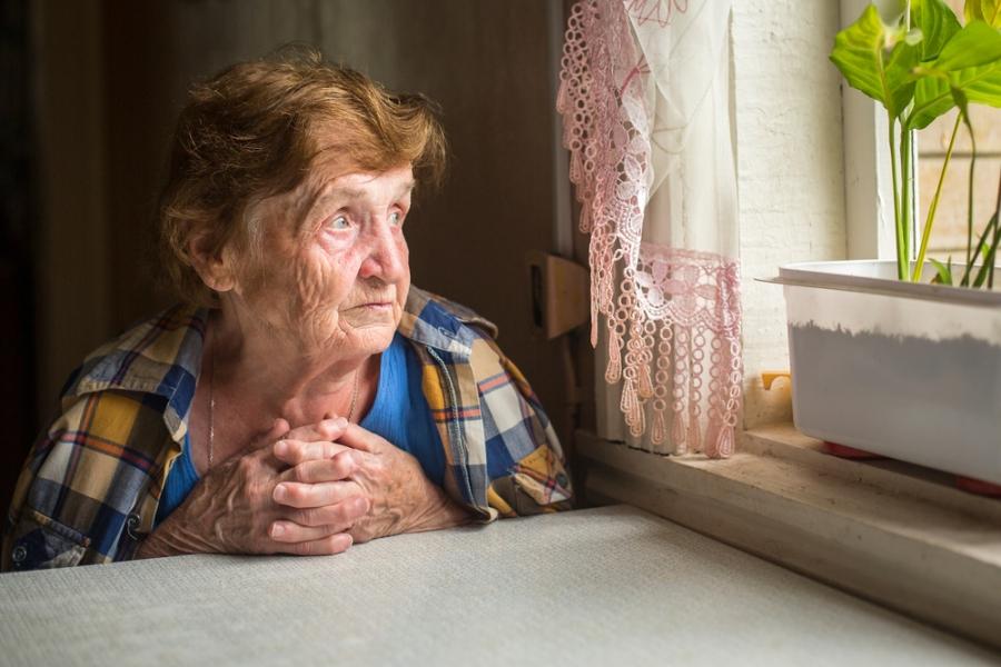 בדידות לעת זקנה