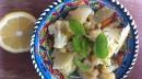 מתכון לירקות וטופו בחלב קוקוס