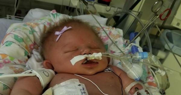 תינוקת בת 18 יום מתה בגלל נשיקה