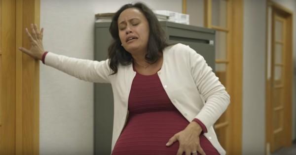 תמונת היום: מה גורם לאישה להישאר 260 שבועות בהריון?