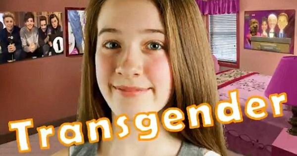 טרנסג'נדרית בת 11: התוכנית שמעוררת את זעמם של ההורים בבריטניה