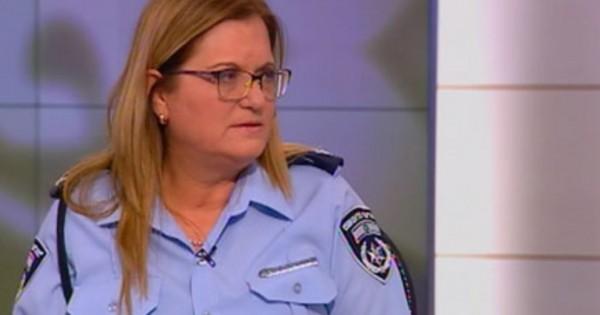 אישה בראש המשטרה הוא לא פתרון להטרדות