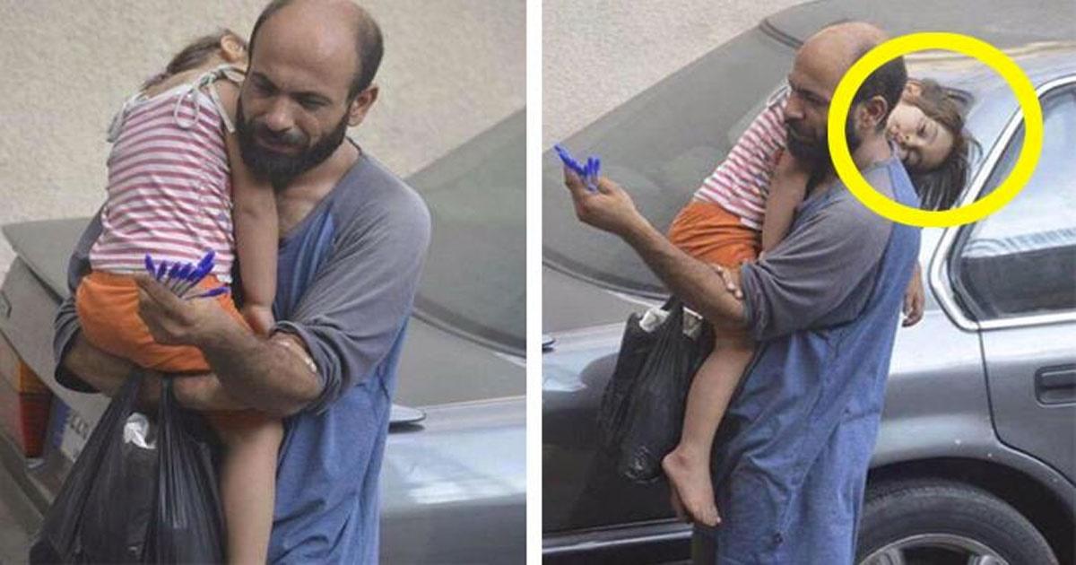 תמונה אחת שצילם תייר זר שינתה את חייו של פליט סורי