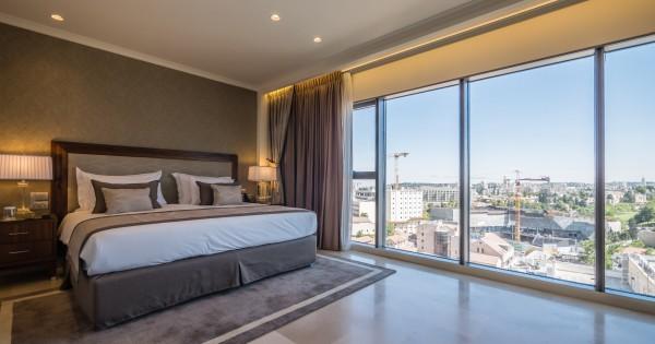 ירושלים: מלון הרברט סמואל החדש ושלל אטרקציות