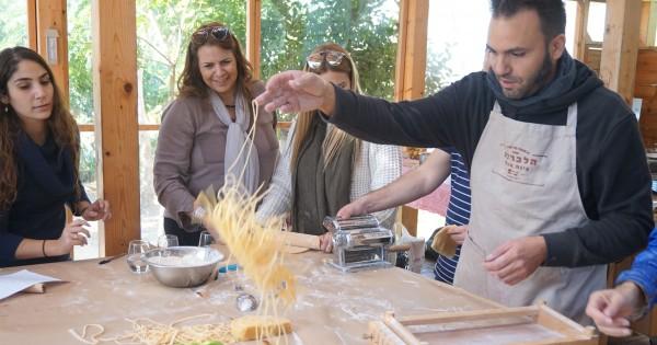 לאכול ולבשל עם מסימילאנו המאסטר-שף