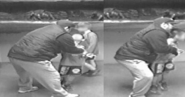 הפחד הכי גדול של כל הורה: ניסיון חטיפה תועד במצלמות האבטחה