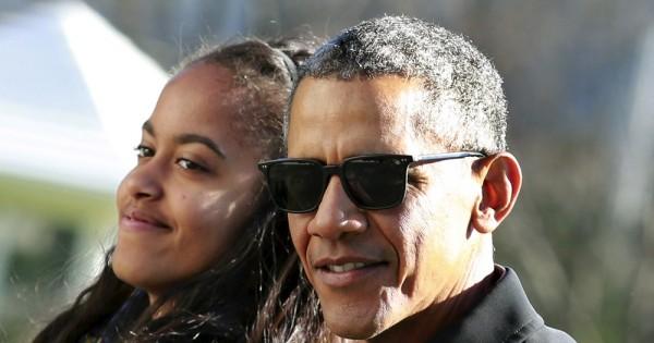 "קודם אבא, אחר כך נשיא ארה""ב"
