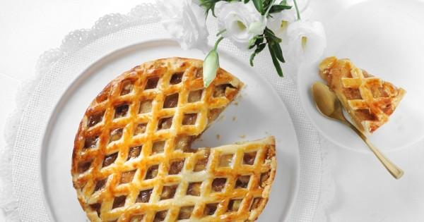 מתכון לפאי תפוחי עץ