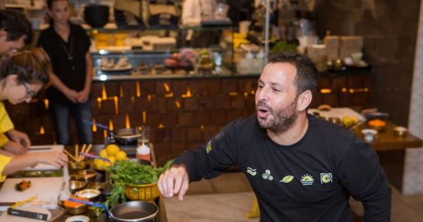 סדנת בישול אסייתית: לבשל כמו שף
