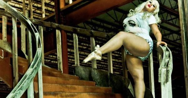 בלרינה פלאס סייז: פרוסטין שייק מוכיחה שלא צריך לרעוב כדי לרקוד בלט