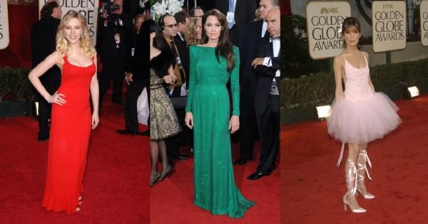 33 השמלות הכי זכורות לטוב ולרע מטקסי גלובוס הזהב