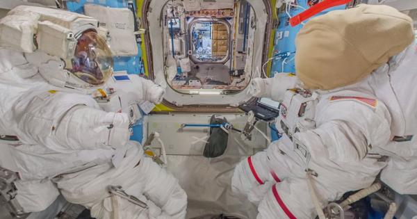 גוגל סטריט מציעה הצצה לתוך תחנת החלל הבינלאומית