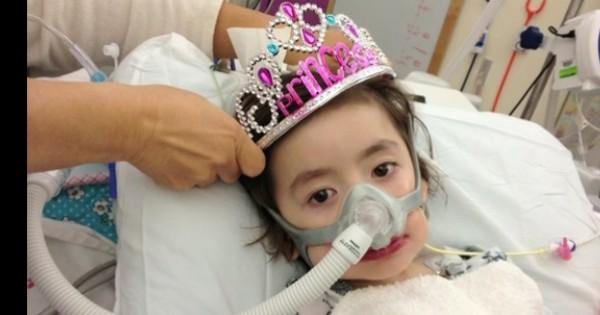 בית חולים או גן עדן: הילדה בת ה-5 שבחרה למות בתנאים שלה