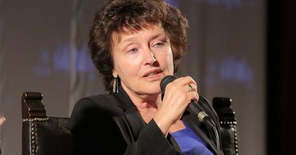 """נגידת בנק ישראל ד""""ר קרנית פלוג: נשים לא פחות מוכשרות מגברים"""