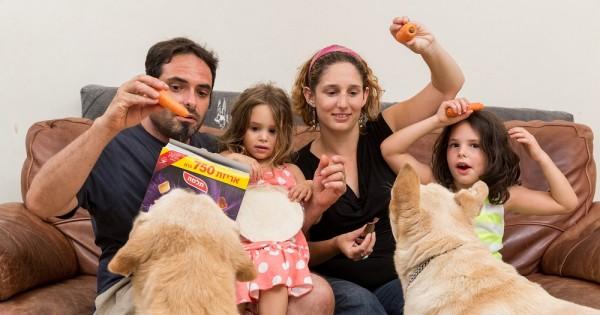 מפחיתים בסוכר: האתגר של משפחת בלום