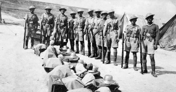 חיל החפרים: עוד פרק מושתק בהיסטוריה