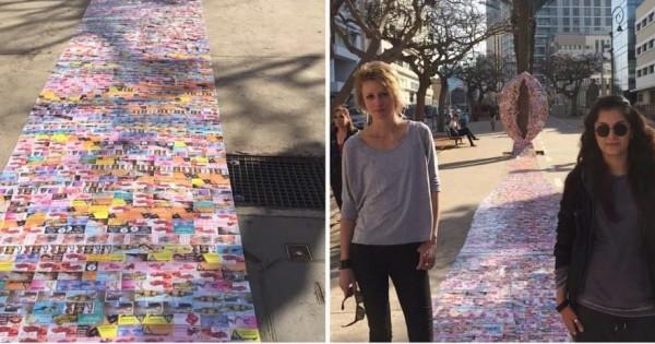 10,000 כרטיסי זנות, שטיח אחד