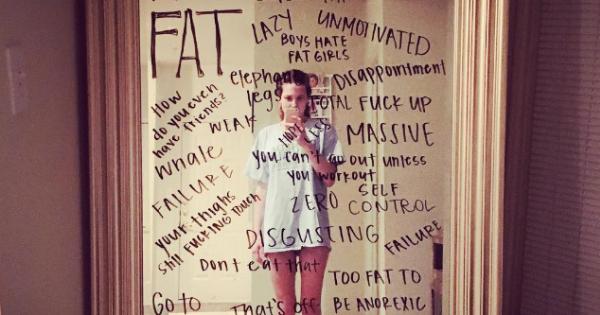 הפרעות האכילה הן גן העדן שלנו והגיהינום שלנו