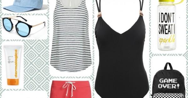 5 דרכים להירטב בסטייל: כל מה שכדאי ללבוש עם בגד הים