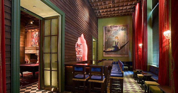 6 בתי מלון שעושים כבוד לאמנות