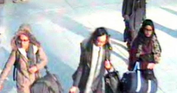 הבריחה מדאעש: 3 בריטיות בנות 16 נסות על נפשן