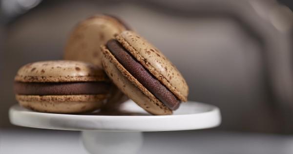כשר לפסח: עוגיות מקרון צרפתיות