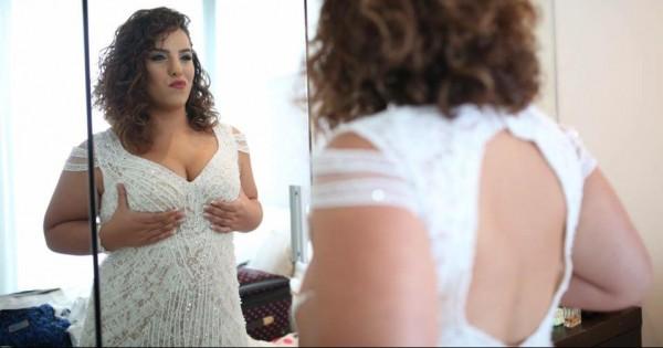 מה נשים במידות גדולות צריכות לעבור כדי למצוא שמלת כלה?
