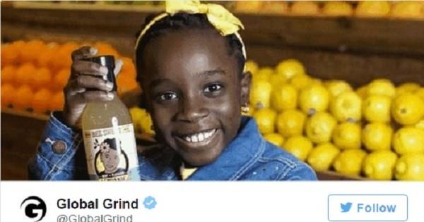 בת 11 עשתה מיליונים מלימונדה