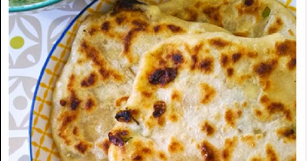 לחם גבינות הודי