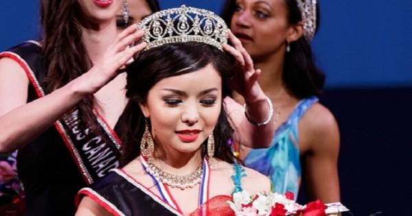מלכת היופי שגרמה לממשלה הסינית לפחד