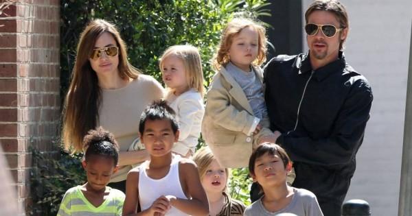 אנג'לינה ג'ולי אימצה ילד נוסף?