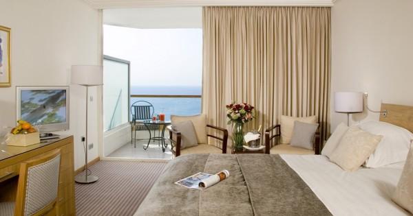5  חדרי המלון הכי שווים באילת