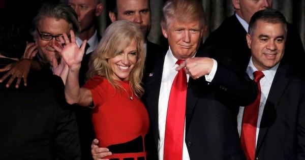 קיילין קונווי: האישה מאחורי הקמפיין המצליח של טראמפ