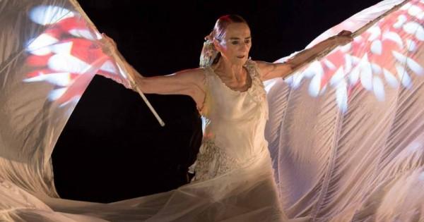 גם בגיל 79 רנה שינפלד לא מפסיקה לרקוד