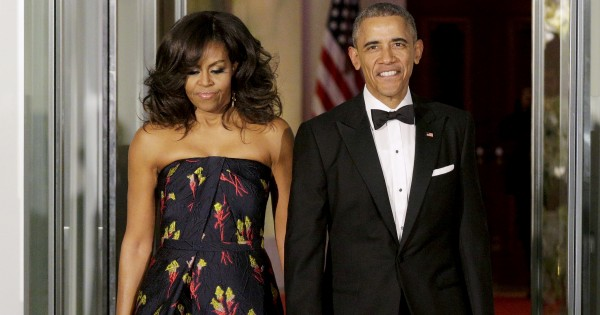אובמה מודה: אני אוהב את הקימורים של אשתי מישל
