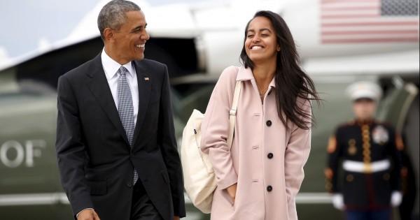 מליה אובמה: מתבגרת סוררת או הדור הבא של הבית הלבן?