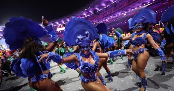 טקס פתיחת אולימפיאדת ריו: לא רק טוסיקים ערומים מתנועעים בקצב הסמבה