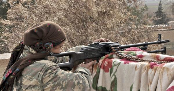 מה מושך נשים מערביות להצטרף לדאעש