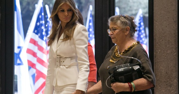 נחמה ריבלין: רעיית הנשיא הכי אותנטית שהייתה לנו