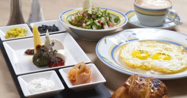 5 ארוחות הבוקר הכי שוות באילת