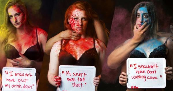 נפגעות תקיפה מינית מאשימות קודם כל את עצמן