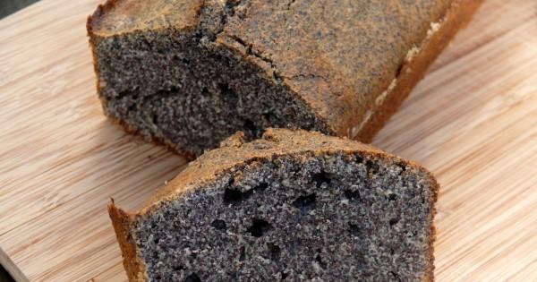 ללא סוכר: מתכון לעוגת פרג