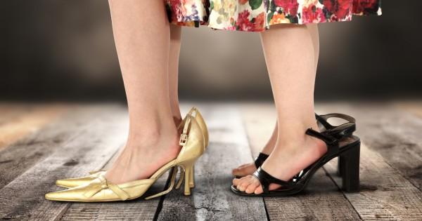 מידת נעליים 33: אני אישה קטנה, לא ילדה קטנה. תתחילו להפנים