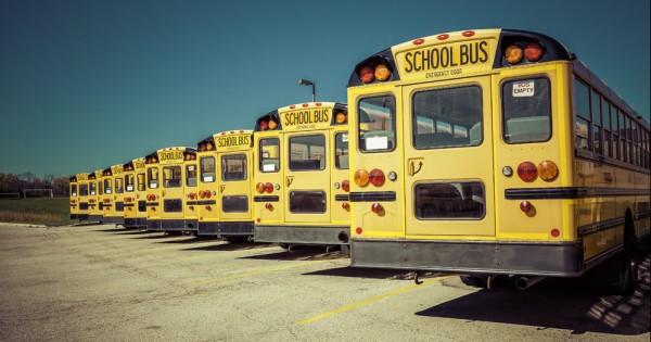 נהג האוטובוס שמירר את חיי כל הדרך לבית ספר