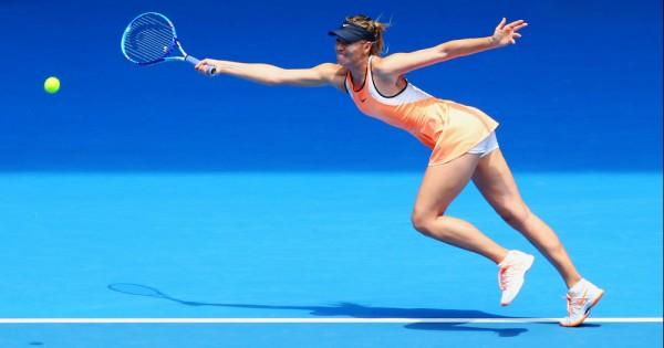 מריה שראפובה: בתקשורת שכחו שהיא קודם כל שחקנית טניס