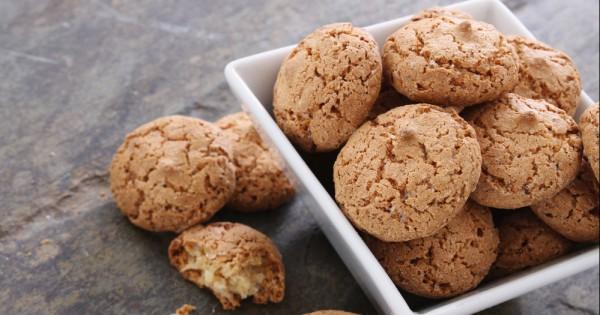 עוגיות שקדים כשרות לפסח