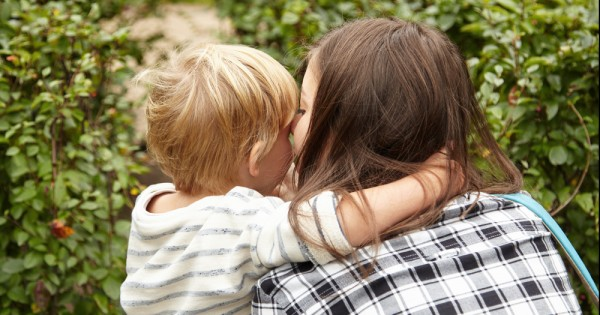 איך ללמד ילדים להיפרד?