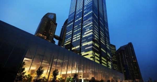 מרחבי הגלובוס: 5 בניינים מרשימים במיוחד